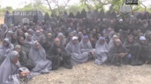 Abducted Chibok school girls